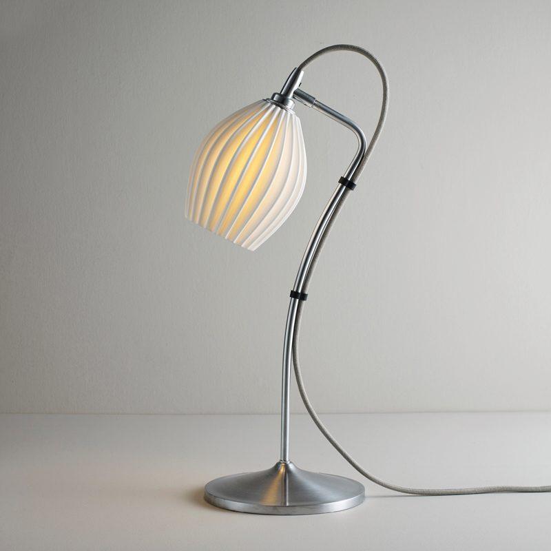 Original Btc Fin Table Lamp Natural White B
