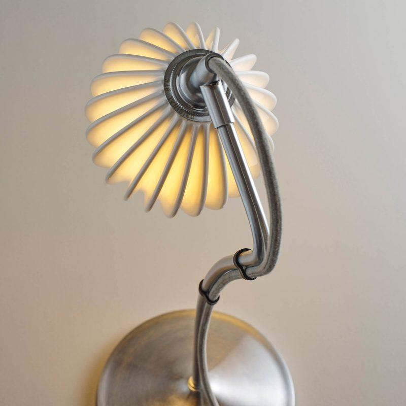 Original Btc Fin Table Lamp Natural White E