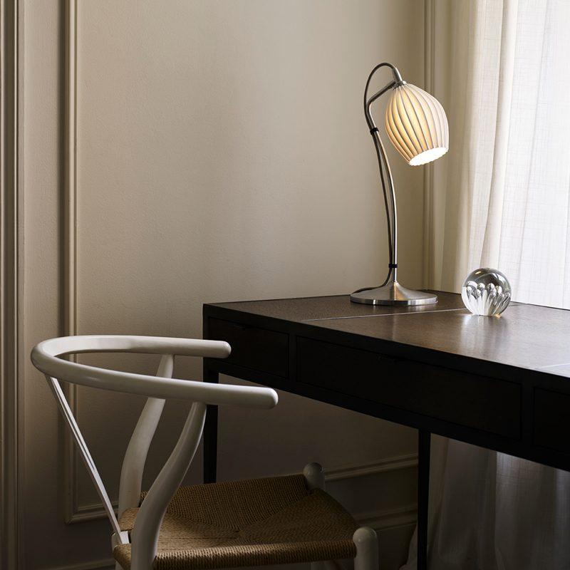 Original Btc Fin Table Lamp Natural White F