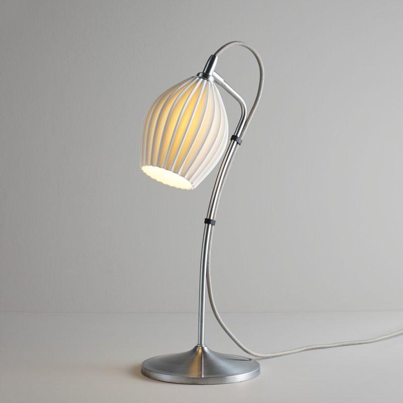 Original Btc Fin Table Lamp Natural White