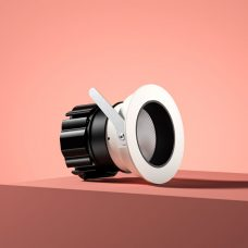 Orluna Dino Fixed Downlight White B