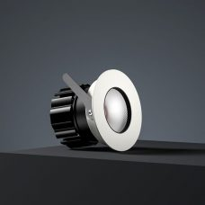 Orluna Fina Fixed Downlight White B