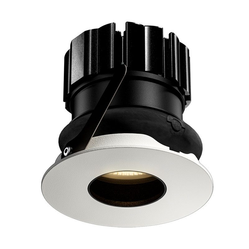 Orluna Timo Adjustable Downlight White C