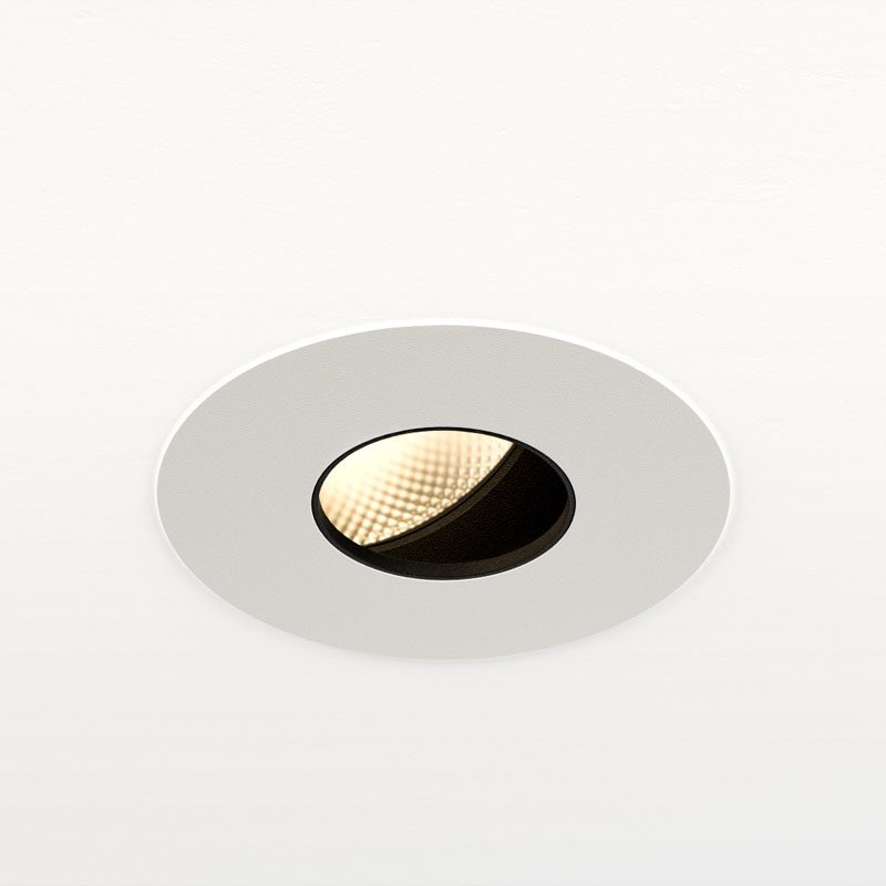 Orluna Timo Adjustable Downlight White