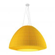 Axolight Bell 118 Pendant Light Gold Yellow