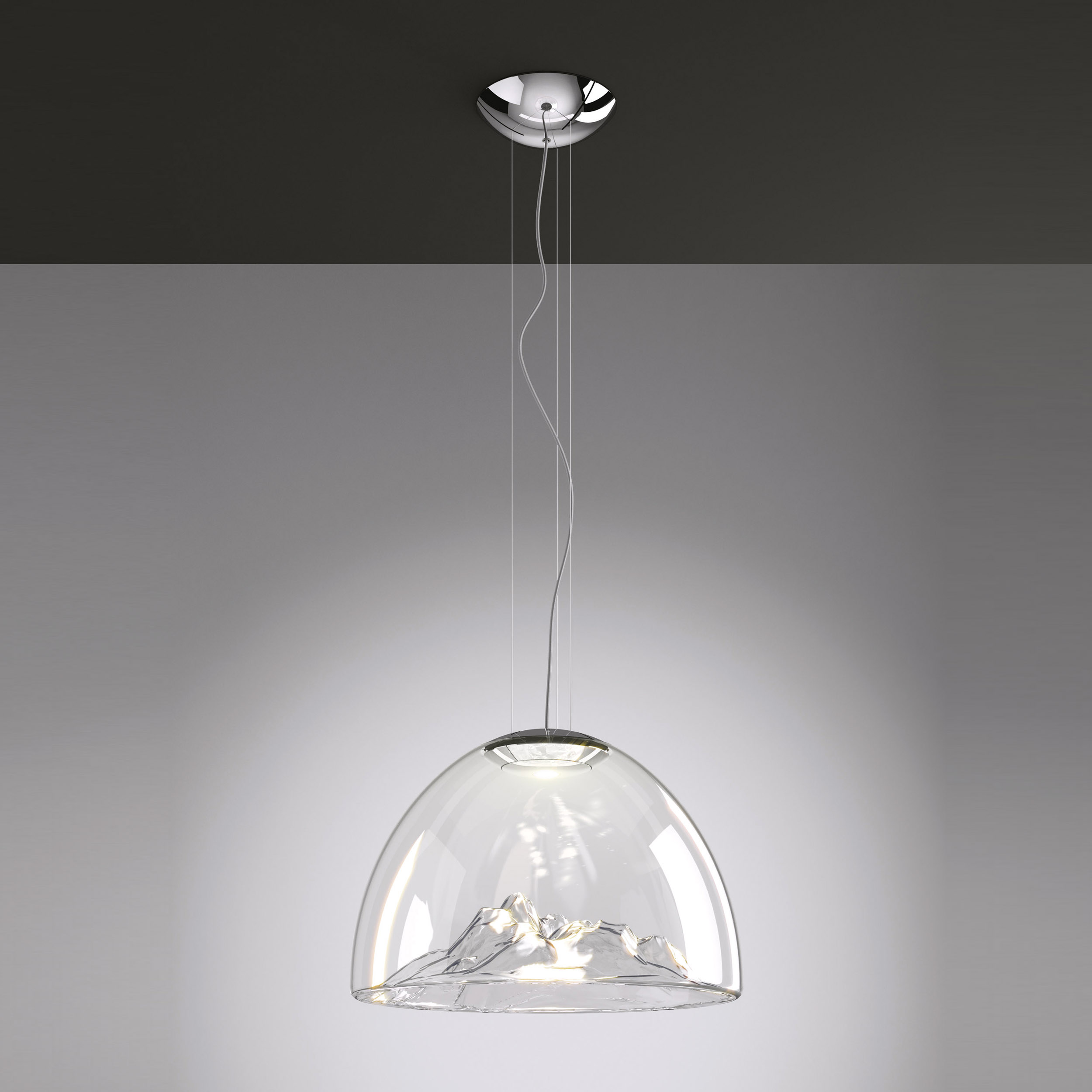 Axolight-Mountain-View-Pendant-Light-Crystal-Chrome-B