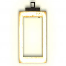 Contardi Uffizi Ap 3 Wall Light Marble B