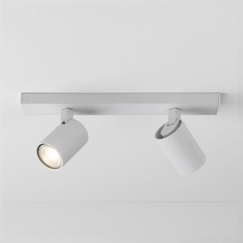Astro Ascoli Twin Spotlight White