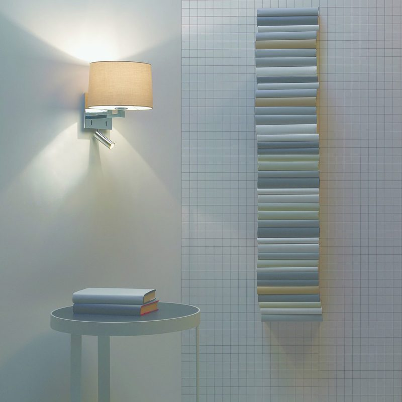 Astro Azumi Reader Led Wall Light Polished Chrome C