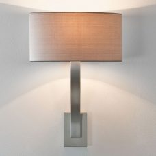 Astro Sofia Wall Light Matt Nickel B