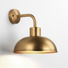 Astro Stornoway Wall Light Antique Brass