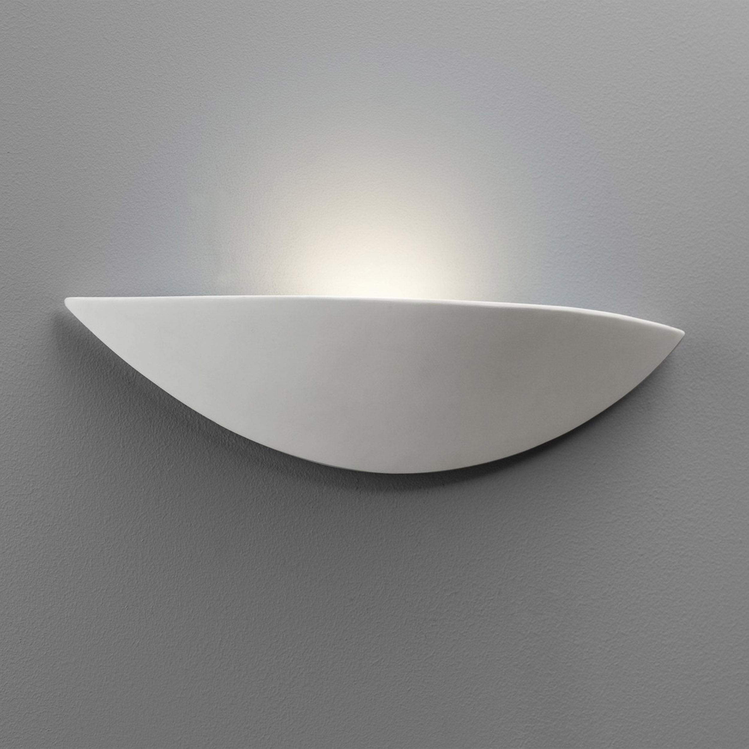 Astro Slice Led Wall Light Ceramic