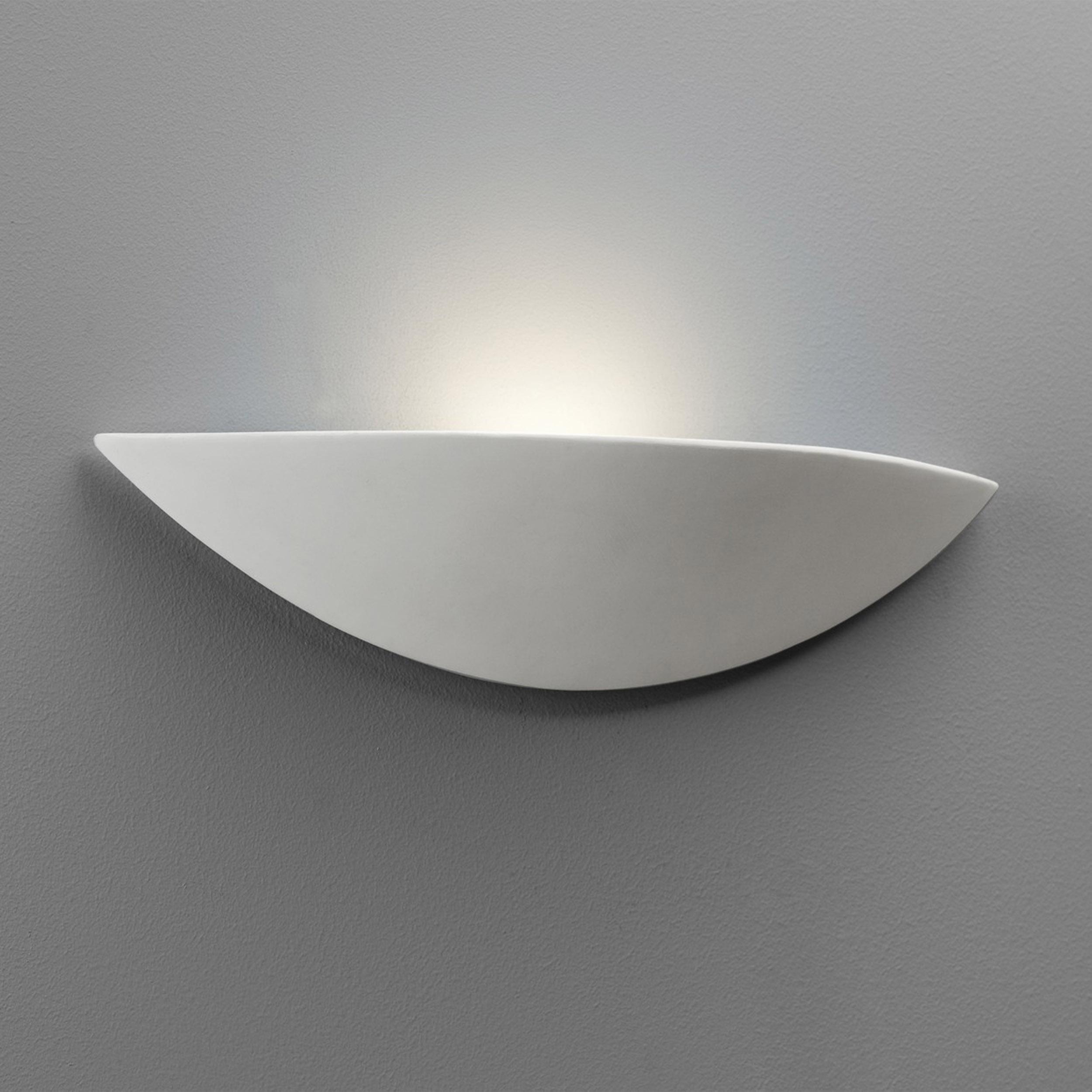 Astro Slice Wall Light Ceramic