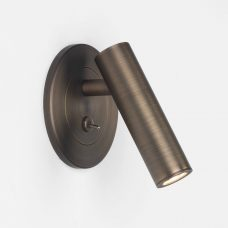 Astro Enna Recess Switched Led Wall Light Bronze
