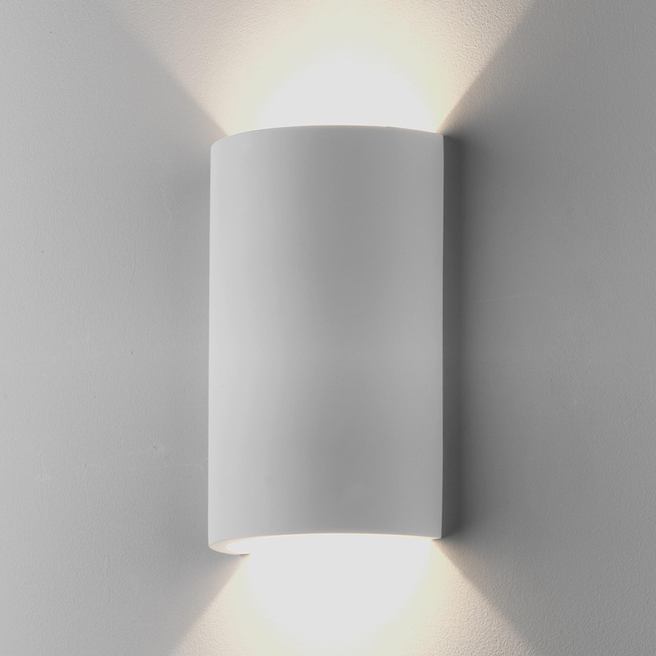 Astro Serifos 220 Wall Light Plaster