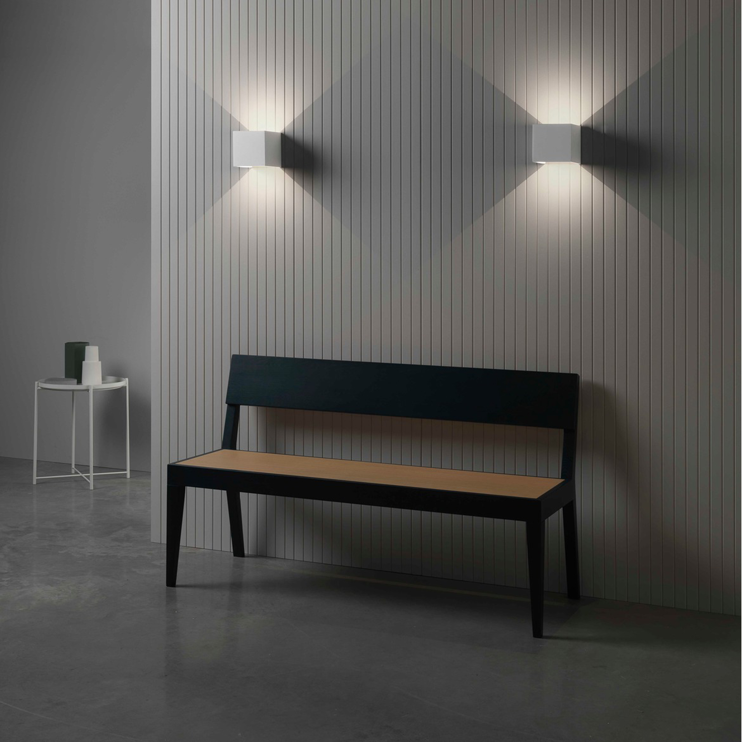 Astro Pienza Led Wall Light Plaster