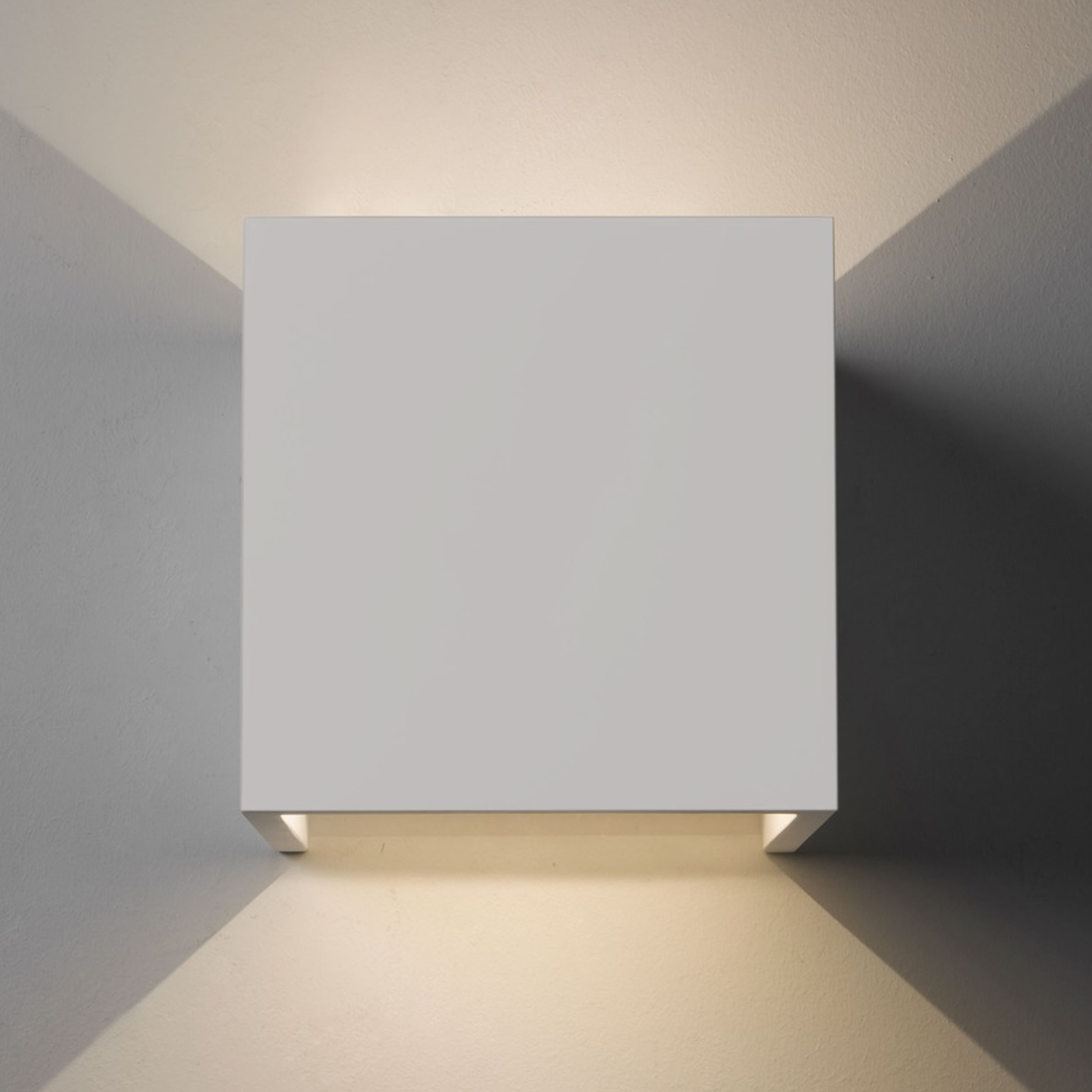 Astro Pienza Led Wall Light Plaster 2700k