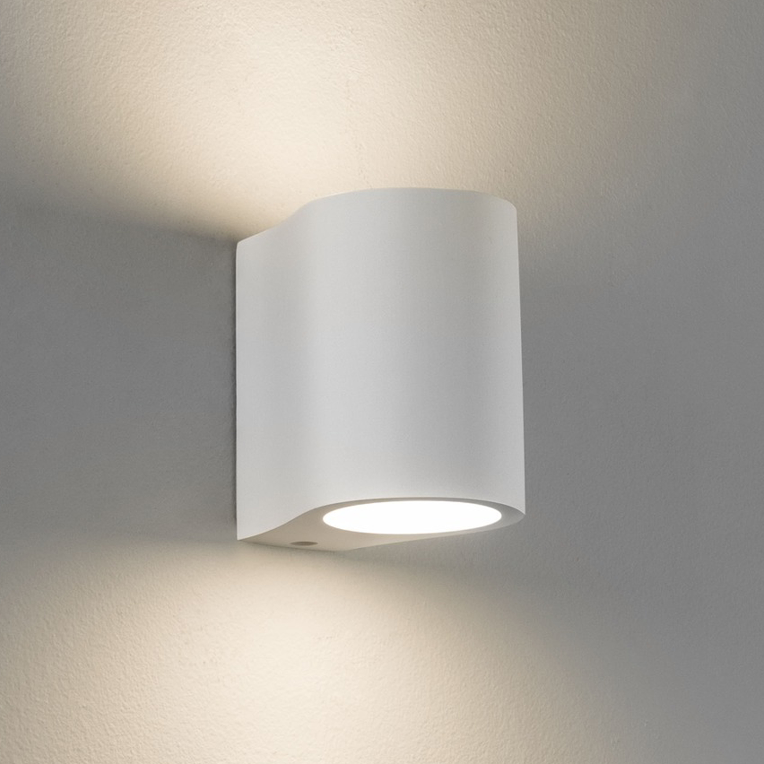 Astro Pero Wall Light Plaster