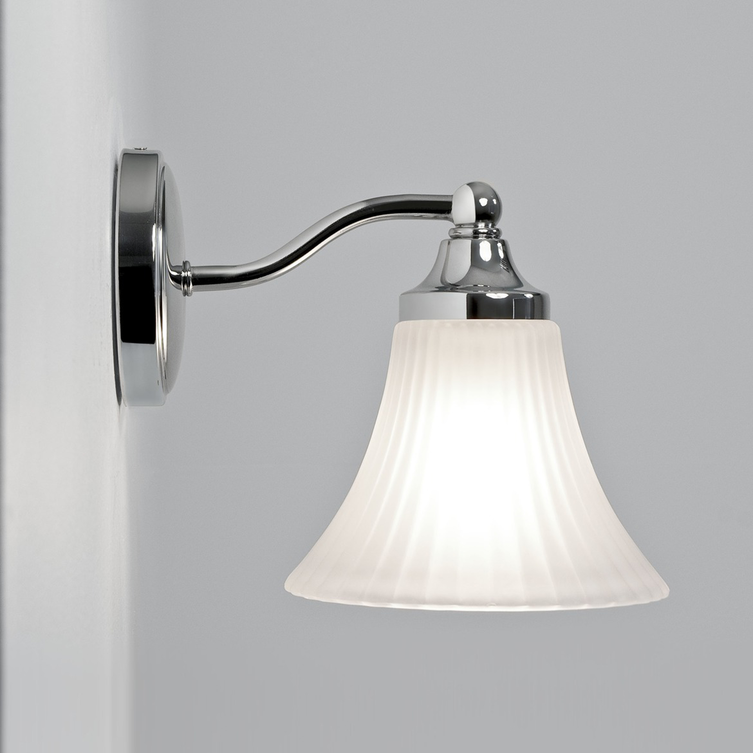 Astro Nena Wall Light Polished Chrome