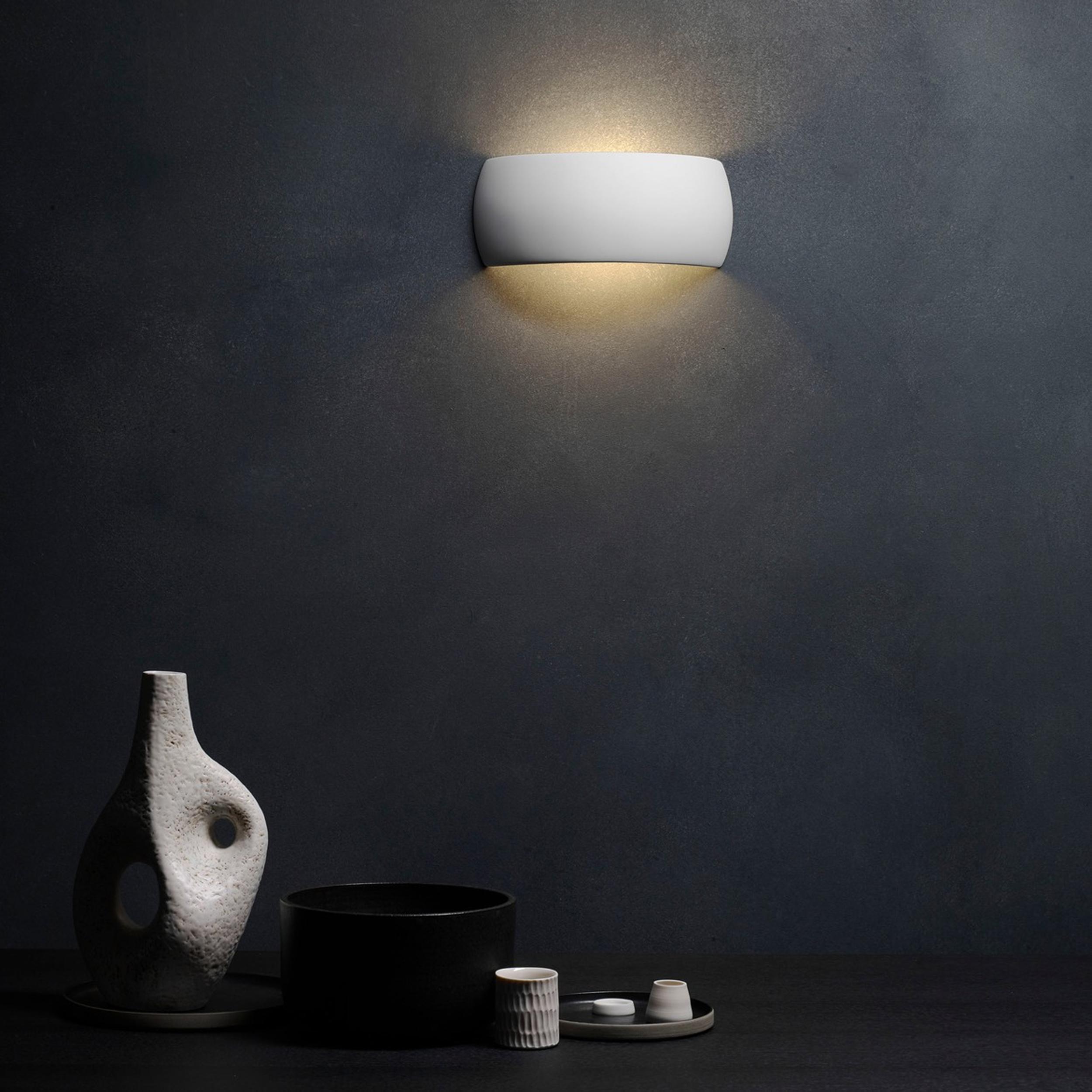 Astro Milo Wall Light Ceramic D