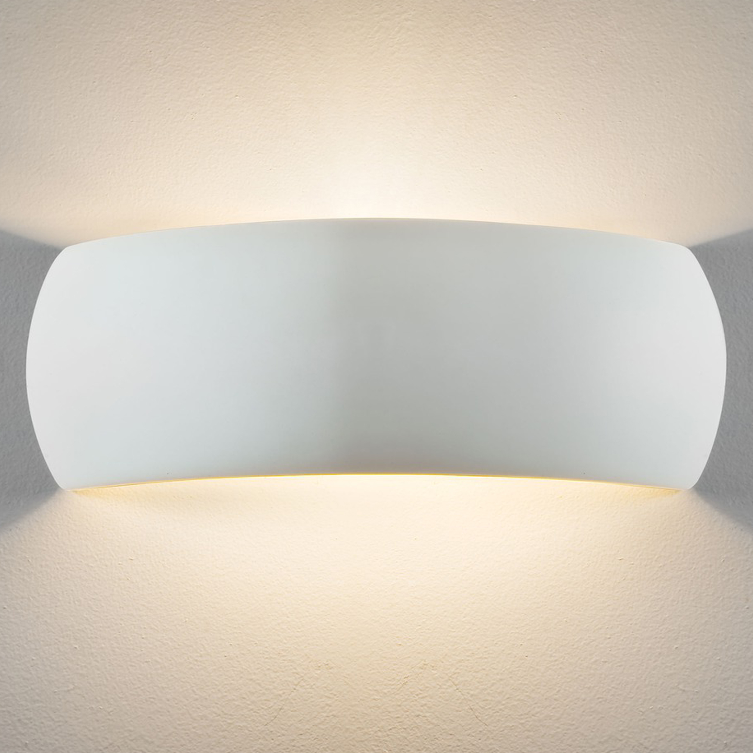 Astro Milo 400 Wall Light Ceramic