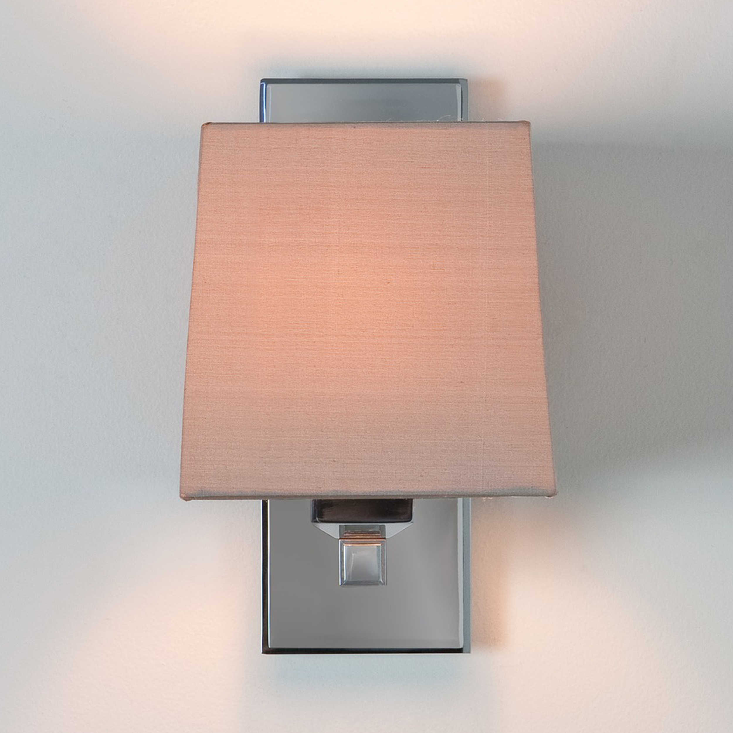 Astro Lambro 220 Wall Light Polished Nickel