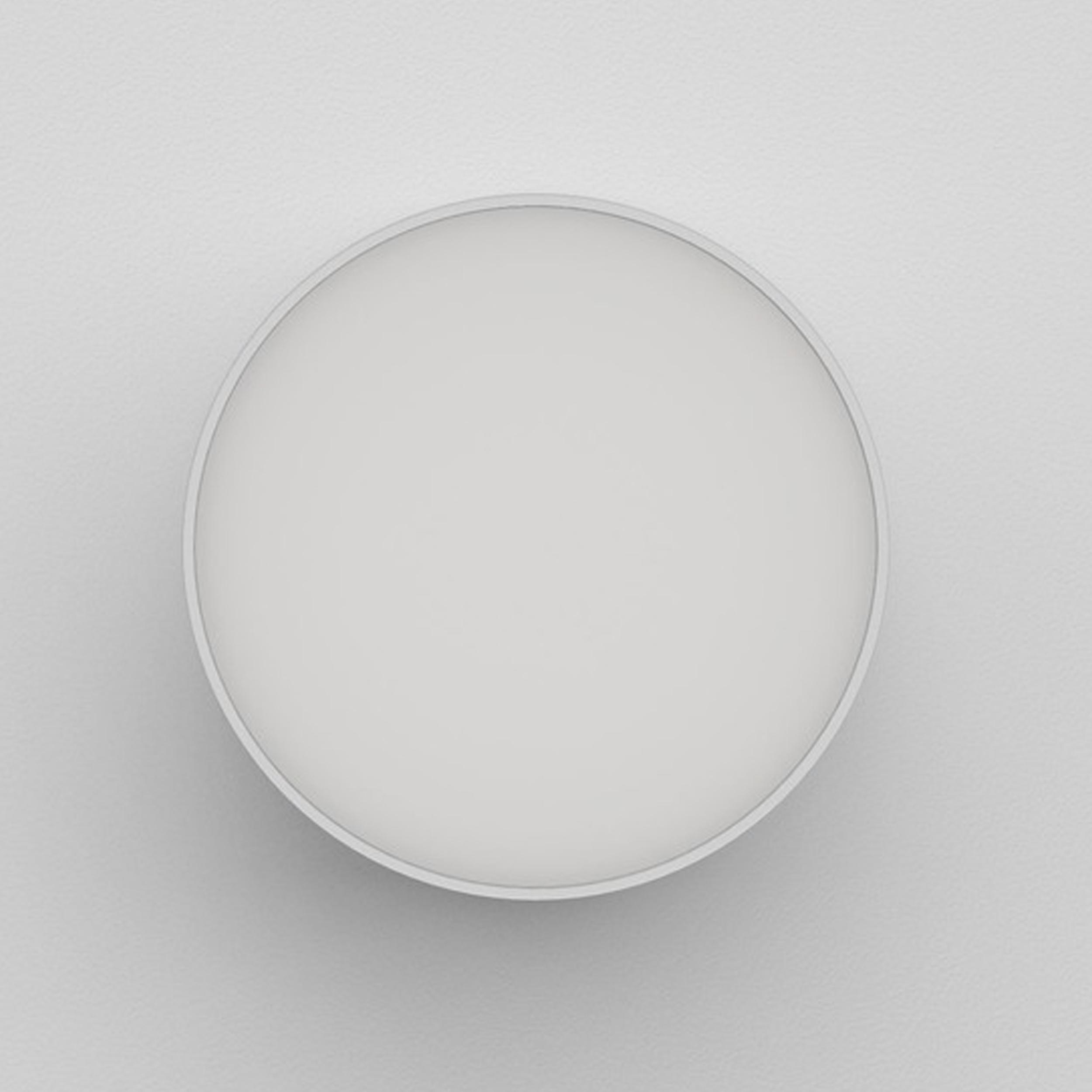 Astro Kea 250 Round Wall Light White B