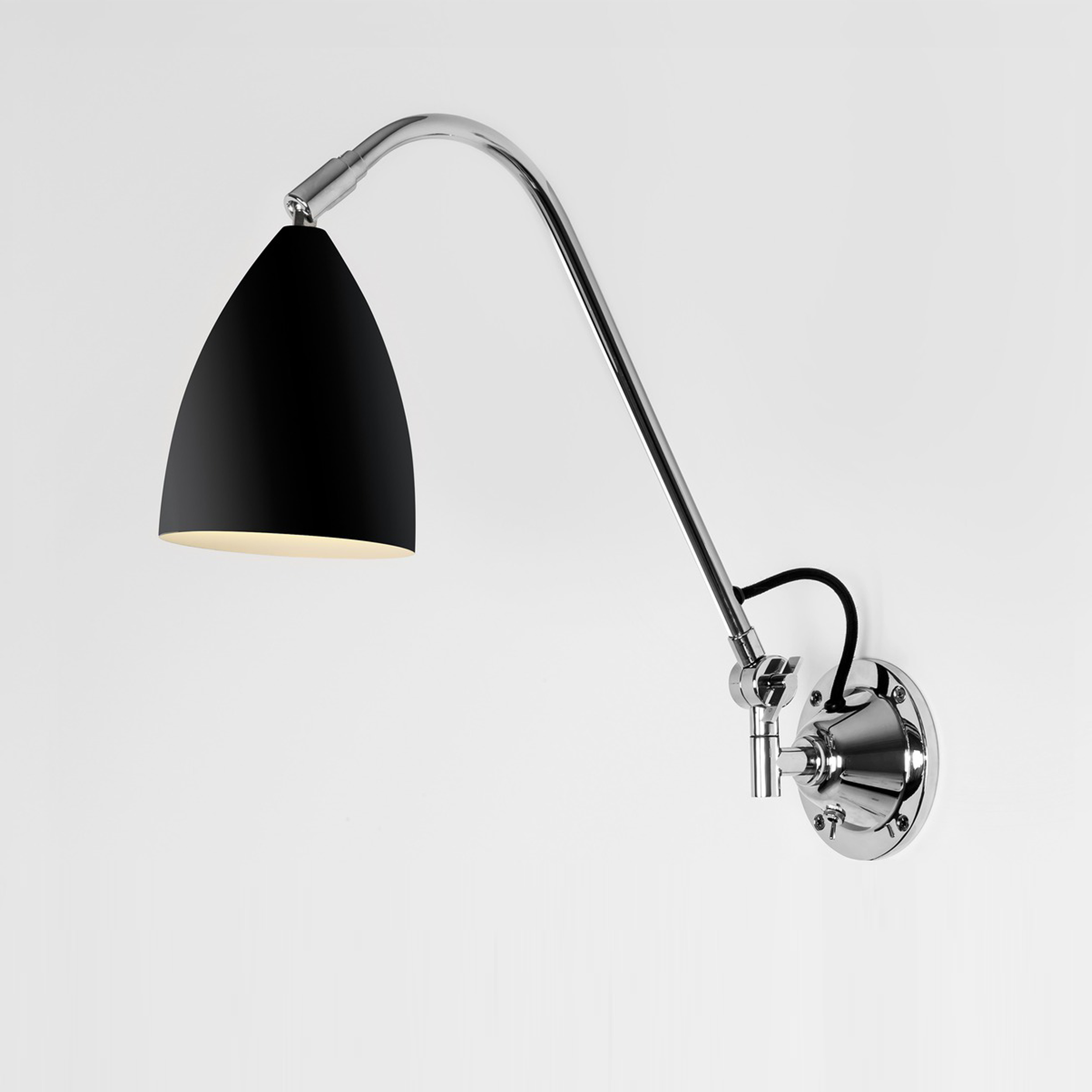 Astro Joel Grande Wall Light Black C