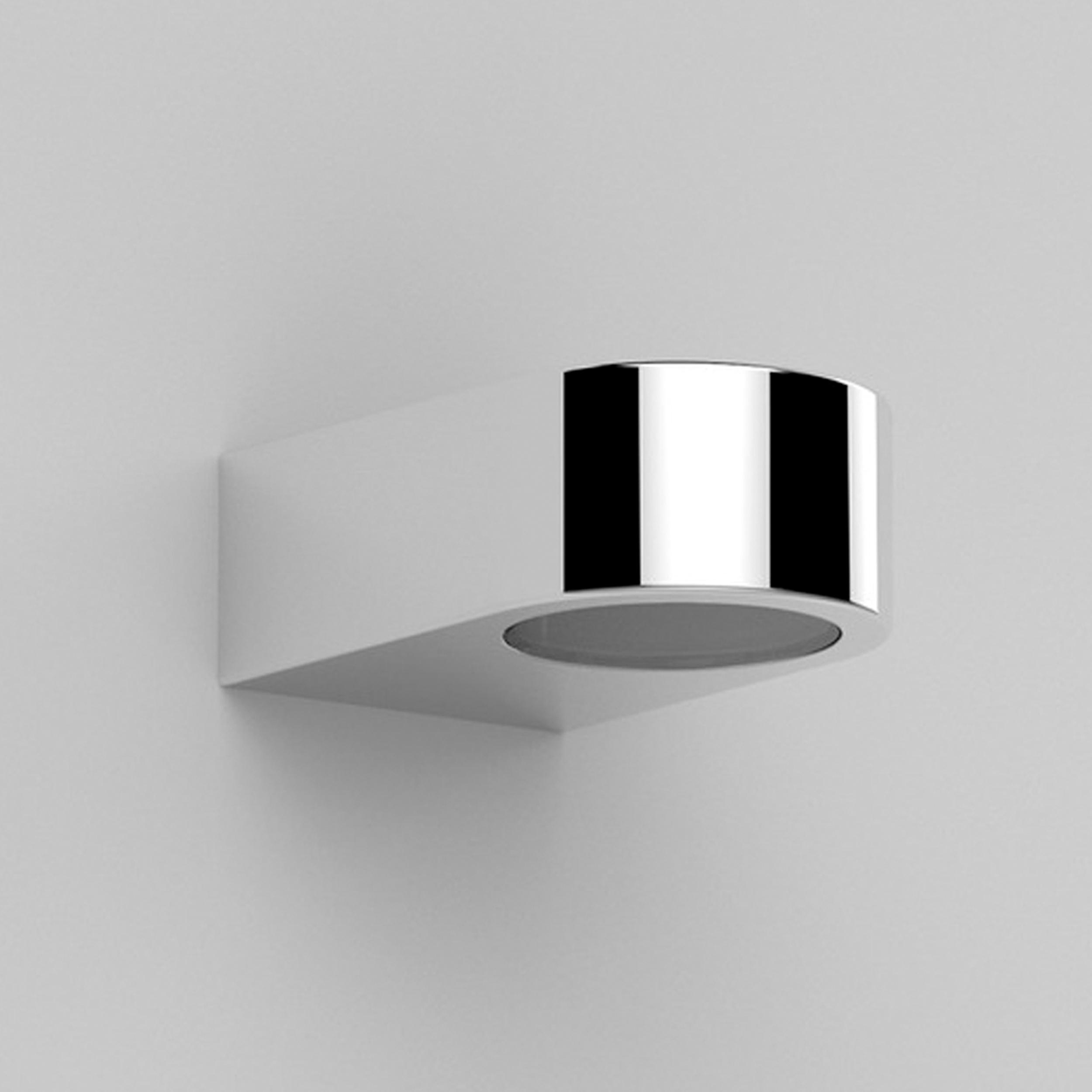 Astro Epsilon Led Wall Light Polished Chrome C