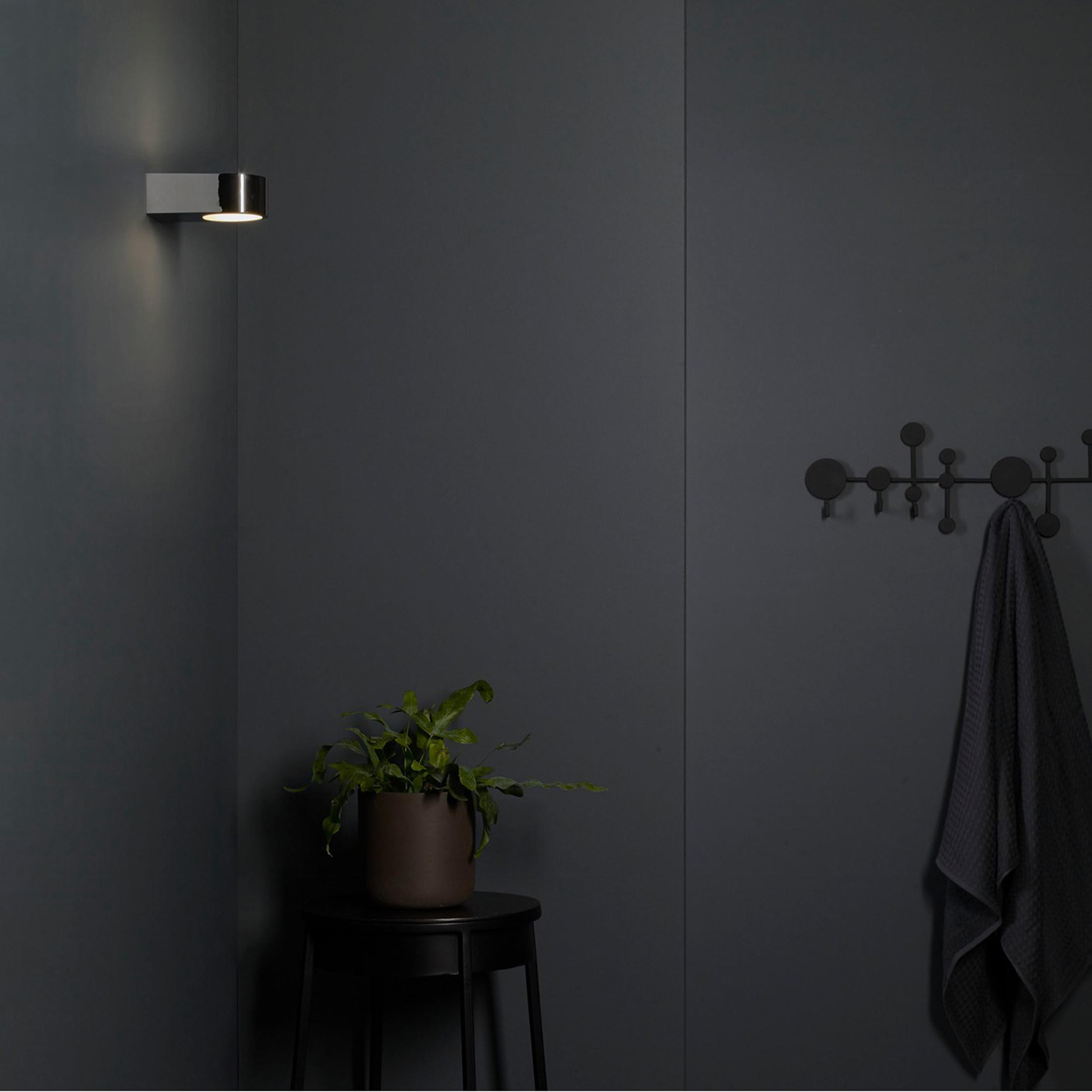 Astro Epsilon Led Wall Light Polished Chrome B