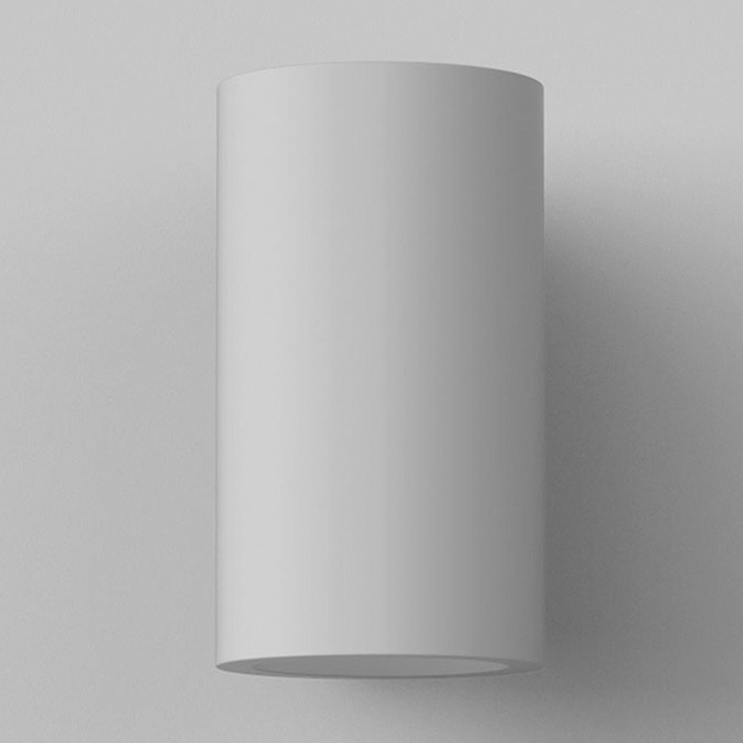 Astro Bologna 240 Led Wall Light White Plaster E