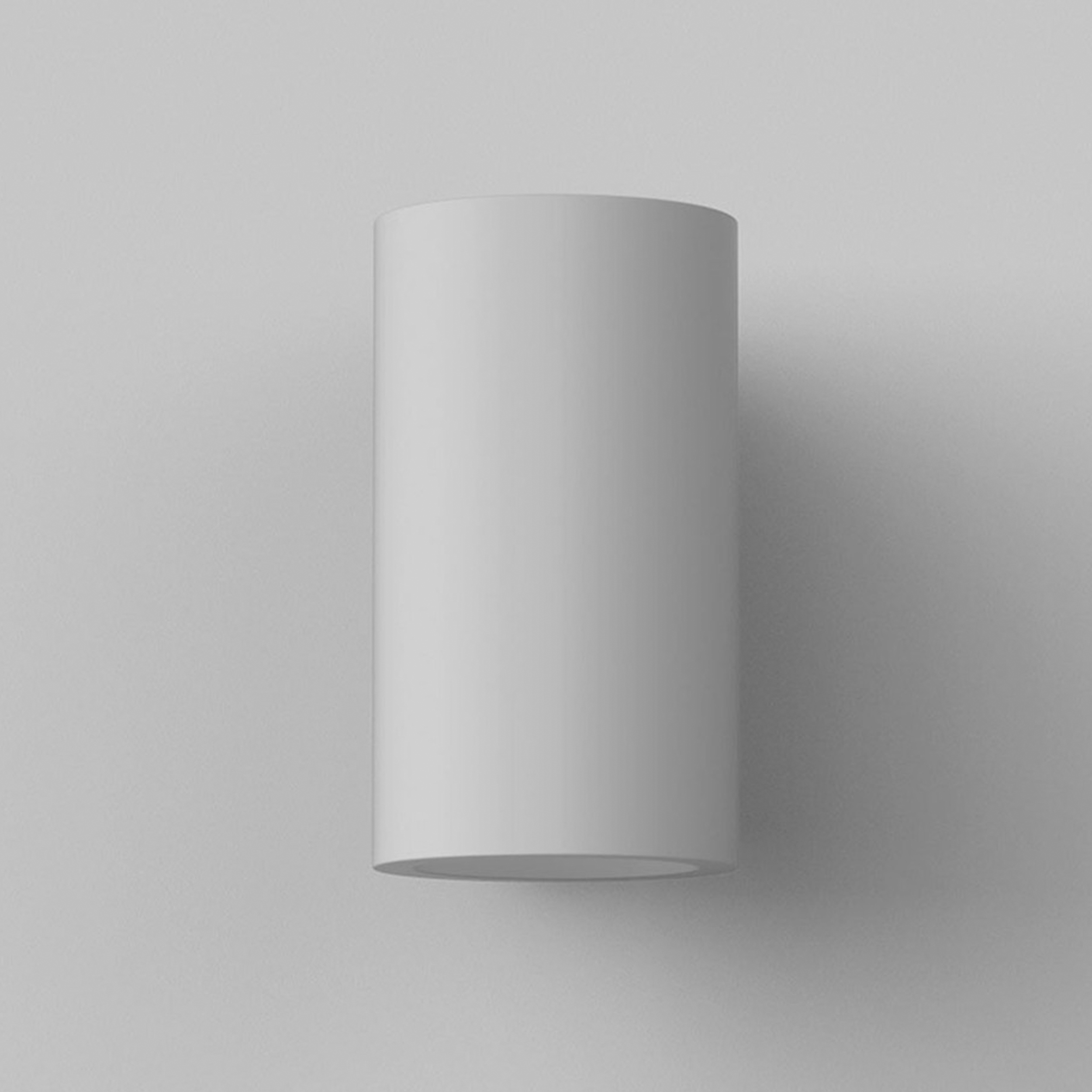 Astro Bologna 160 Led Wall Light White Plaster E