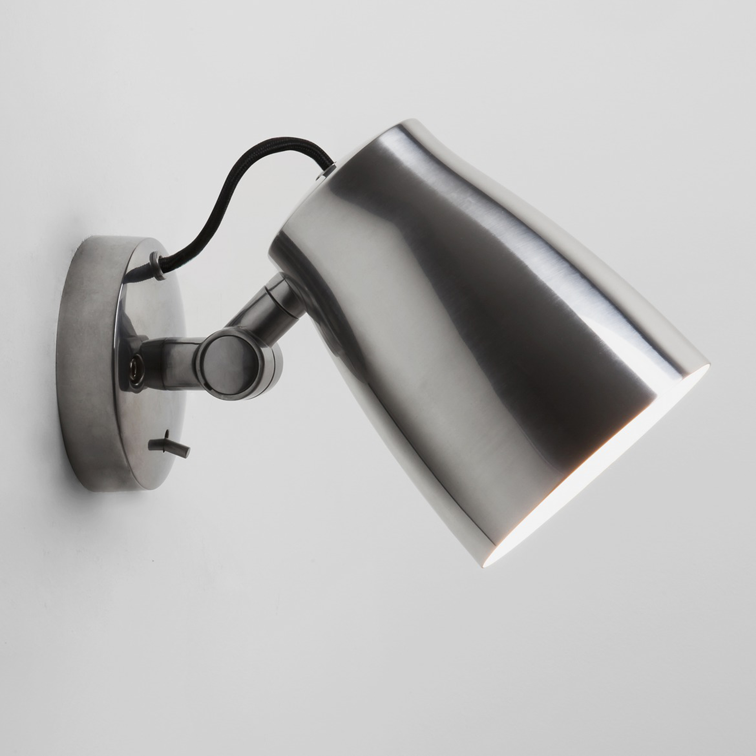 Astro Atelier Wall Light Polished Aluminum
