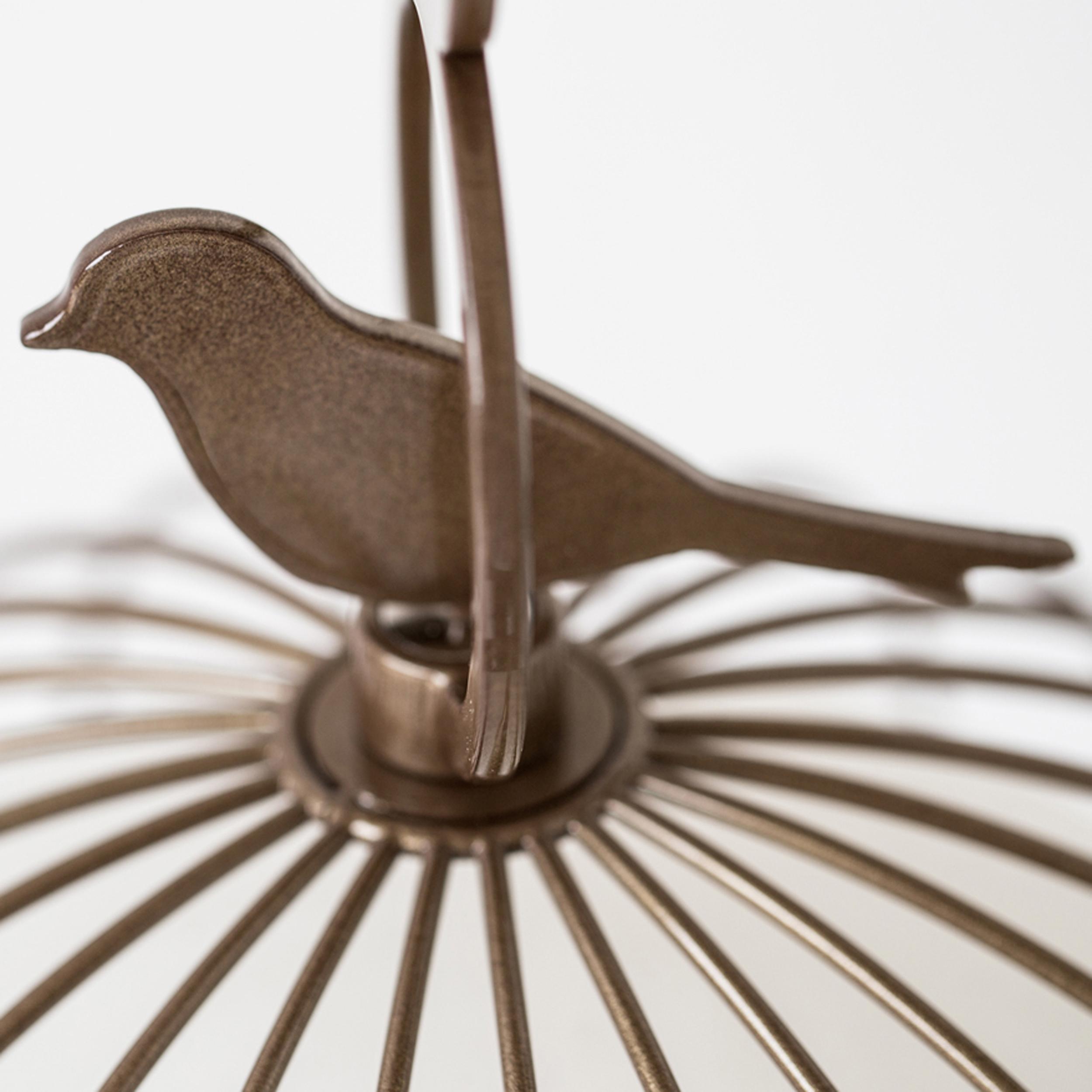 Contardi Freedom Outdoor Floor Lamp Bronze