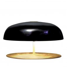 Contardi Manilla Table Lamp Gold Leaf