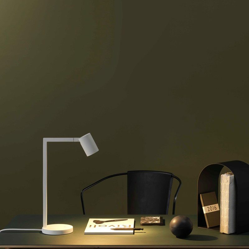 Astro Ascoli Table Lamp Matt White B