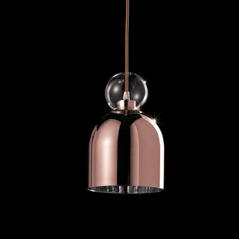 Evi Style Memoria C1 Pendant Light Clear Copper