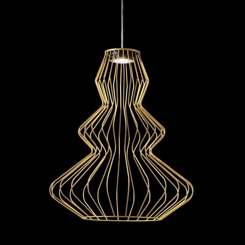 Evi Style Bia Argo Large Pendant Light Gold