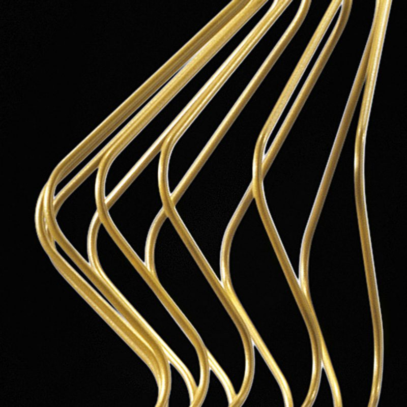 Evi Style Bia Argo Large Pendant Light Gold B
