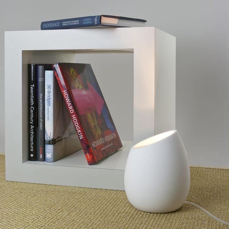 Astro Limina Floor Uplighter White D