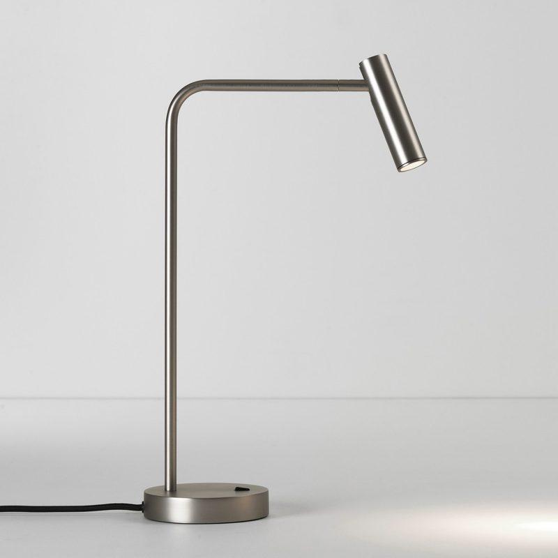 Astro Enna Table Lamp Matt Nickel
