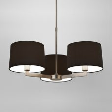 Astro Martina Three Pendant Light Matt Nickel