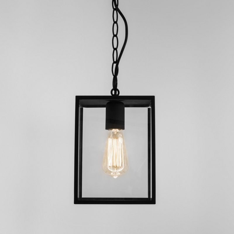 Astro Homefield 240 Pendant Light Black