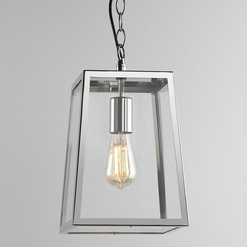Astro Calvi 305 Pendant Light Polished Nickel