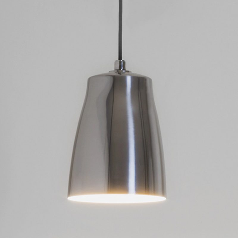 Astro Atelier 200 Pendant Light Polished Aluminium