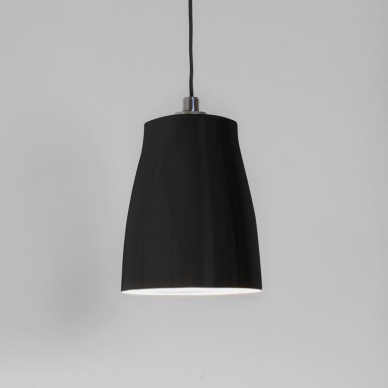 Astro Atelier 150 Pendant Light Matt Black