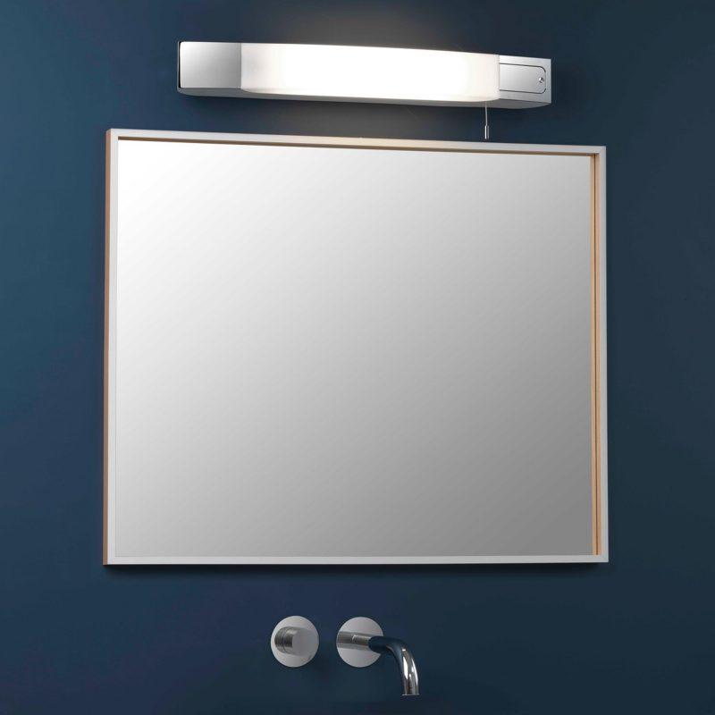 Astro Ixtra Shaver Wall Light Polished Chrome C
