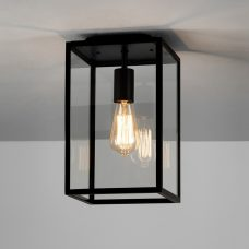 Astro Homefield Ceiling Light Black