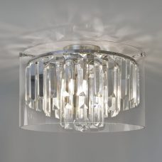Astro Asini Ceiling Light Chrome