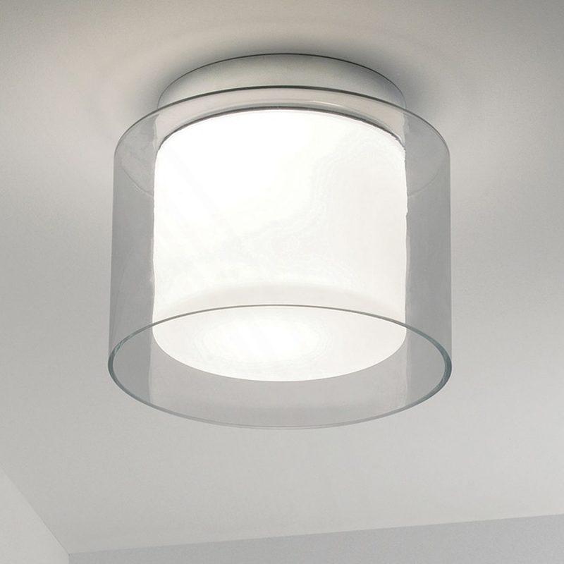 Astro Arezzo Ceiling Light Chrome
